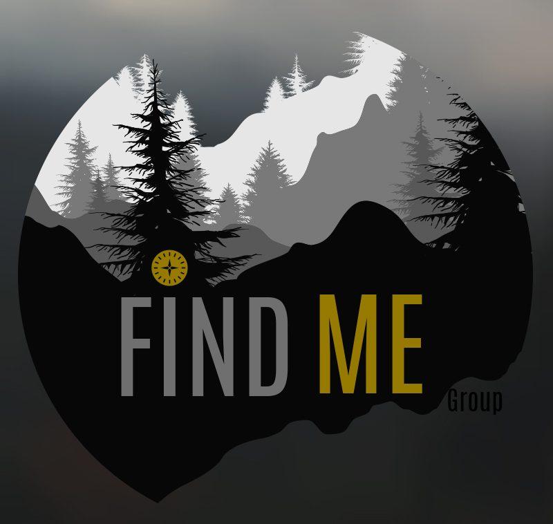 Find Me Website Logo with BG