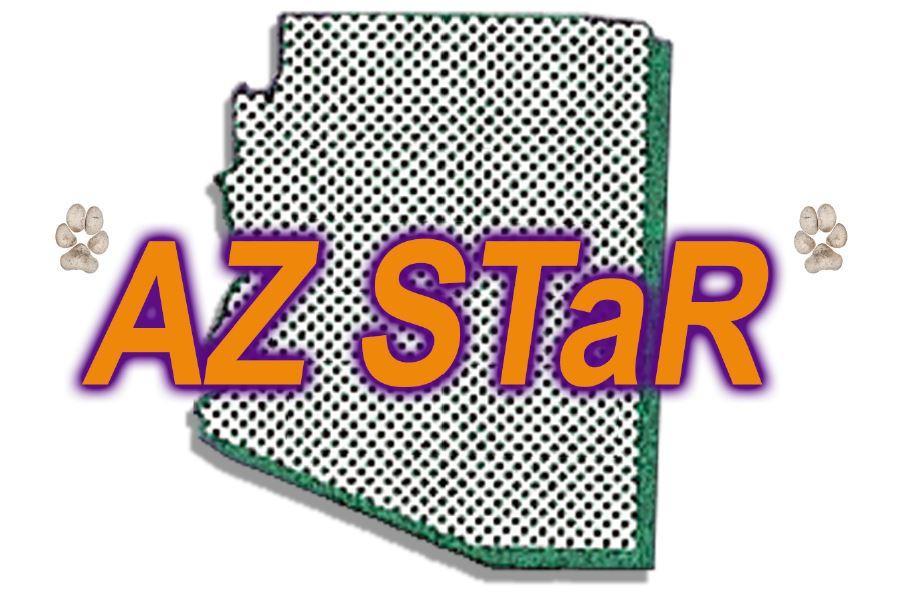 AZ-STaR-Pawprint-Logo